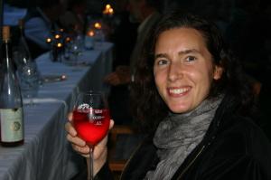 Ein guter Wein zur rechten Zeit, bringt Frohsinn und Gemütlichkeit!